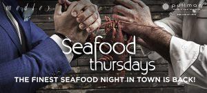 Seafood Night at Pullman Dubai